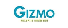 Logo Gizmo Receptie Diensten